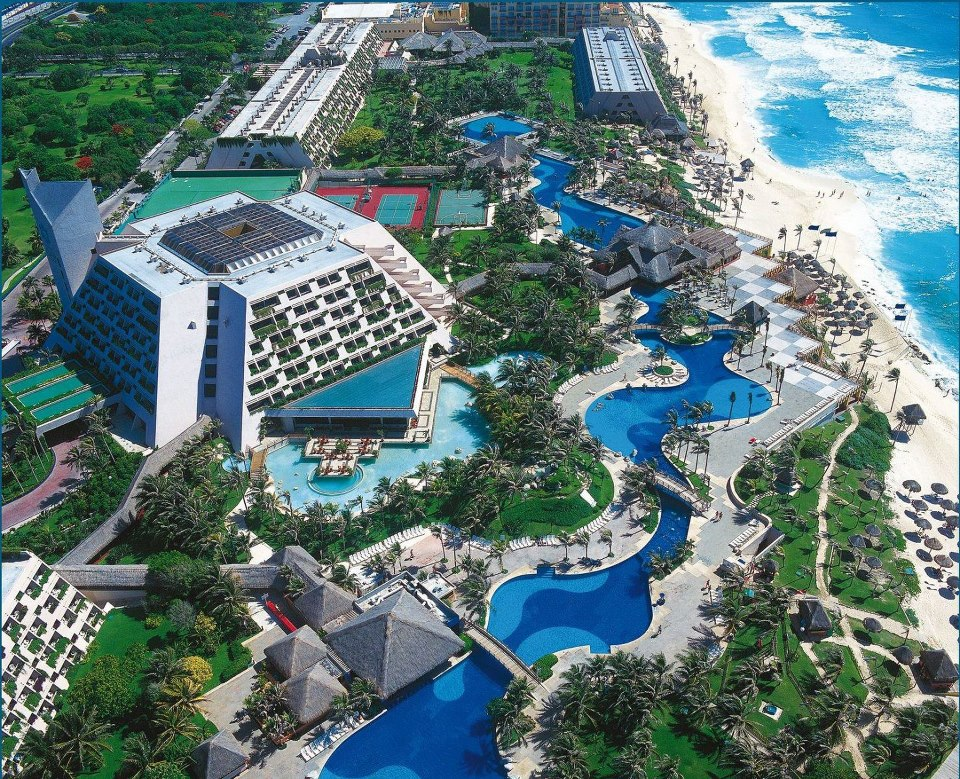 Oasis Cancun- Cancun, Mexico -Spring Break