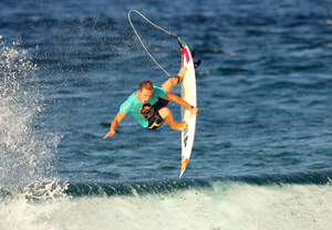 Surfing in Costa Rica at Spring Break