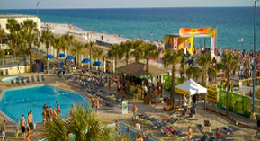 Summitt Condominiums in Panama City Beach, Florida for Spring Break