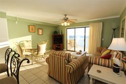 Spacious condos at Summit Beach Resort