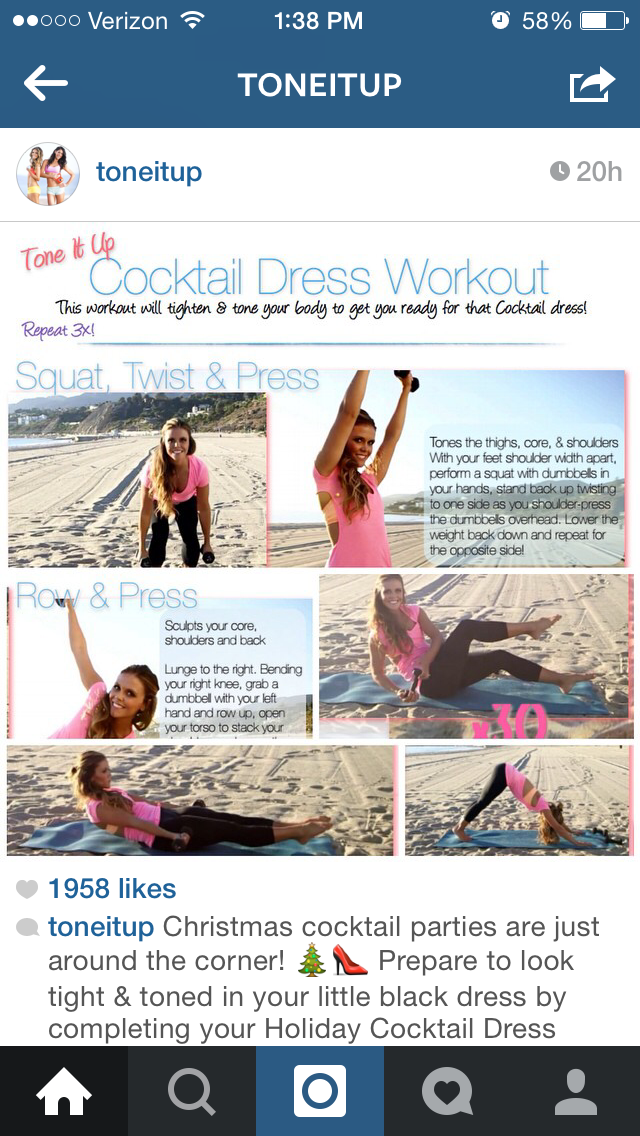 11 Fitstagrams You Need To Follow Before Spring Break