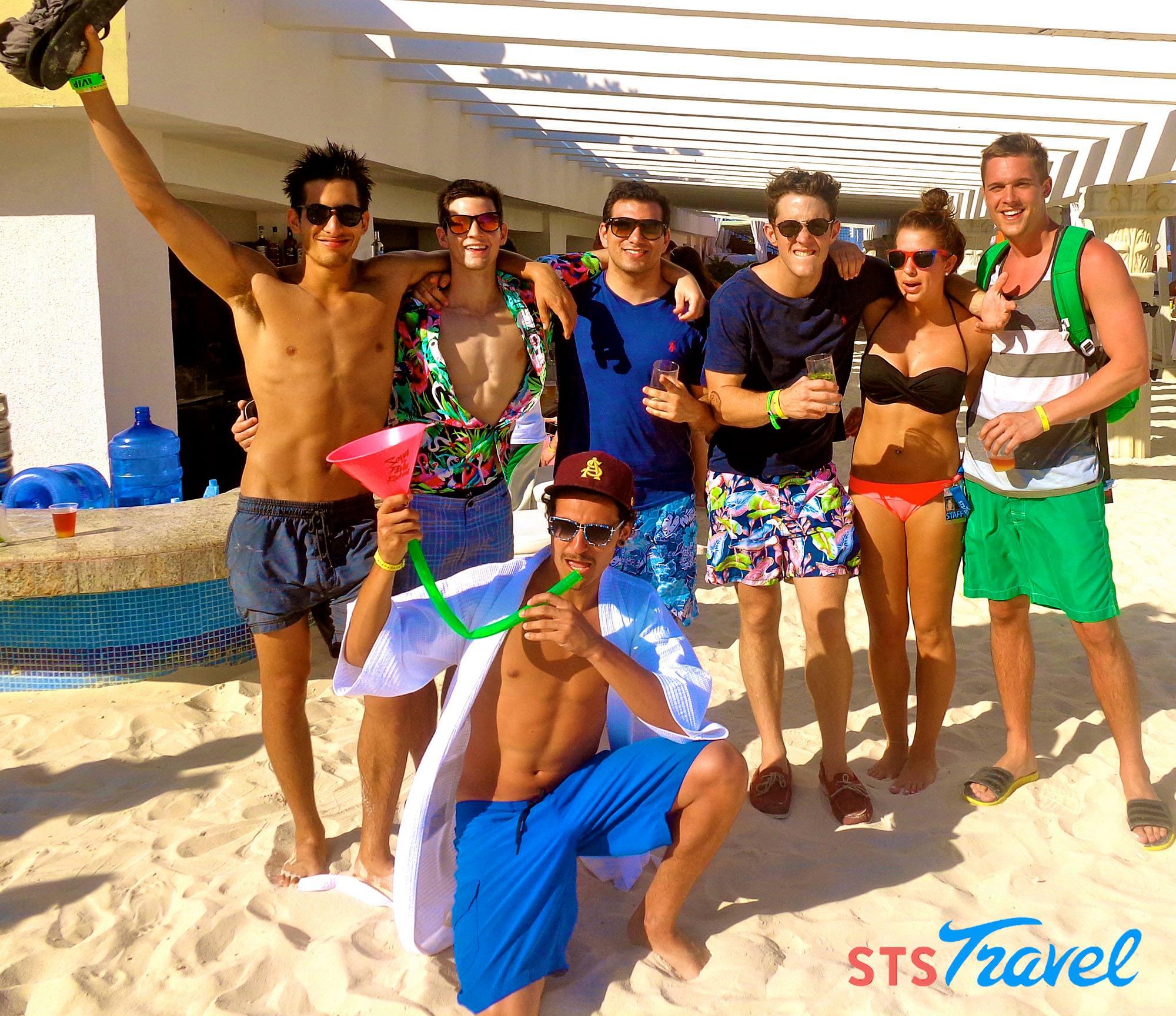 Barcelo Tucancun Spring Break
