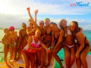 Punta Cana Booze Cruise Spring Break