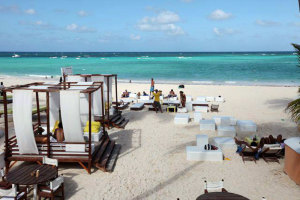 Bavaro Soles Chill Out Bar Spring Break
