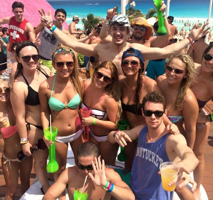 Cancun Spring Break 2015 – Recap!