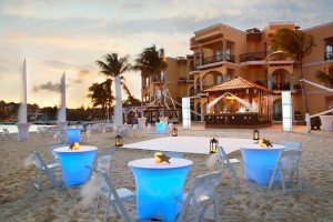 Gran Porto Playa del Carmen - Trade-Winds Beach Bar - 974623