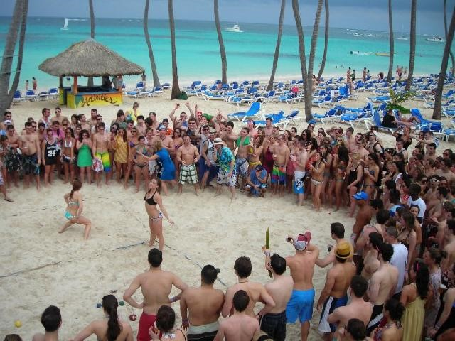 Punta Cana Beach Parties