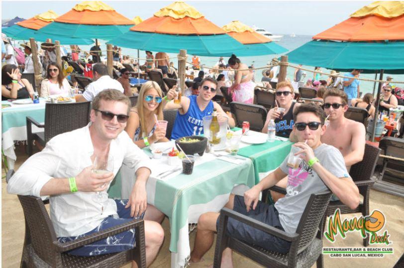 Medano Beach During Spring Break Ststravel Com Blog