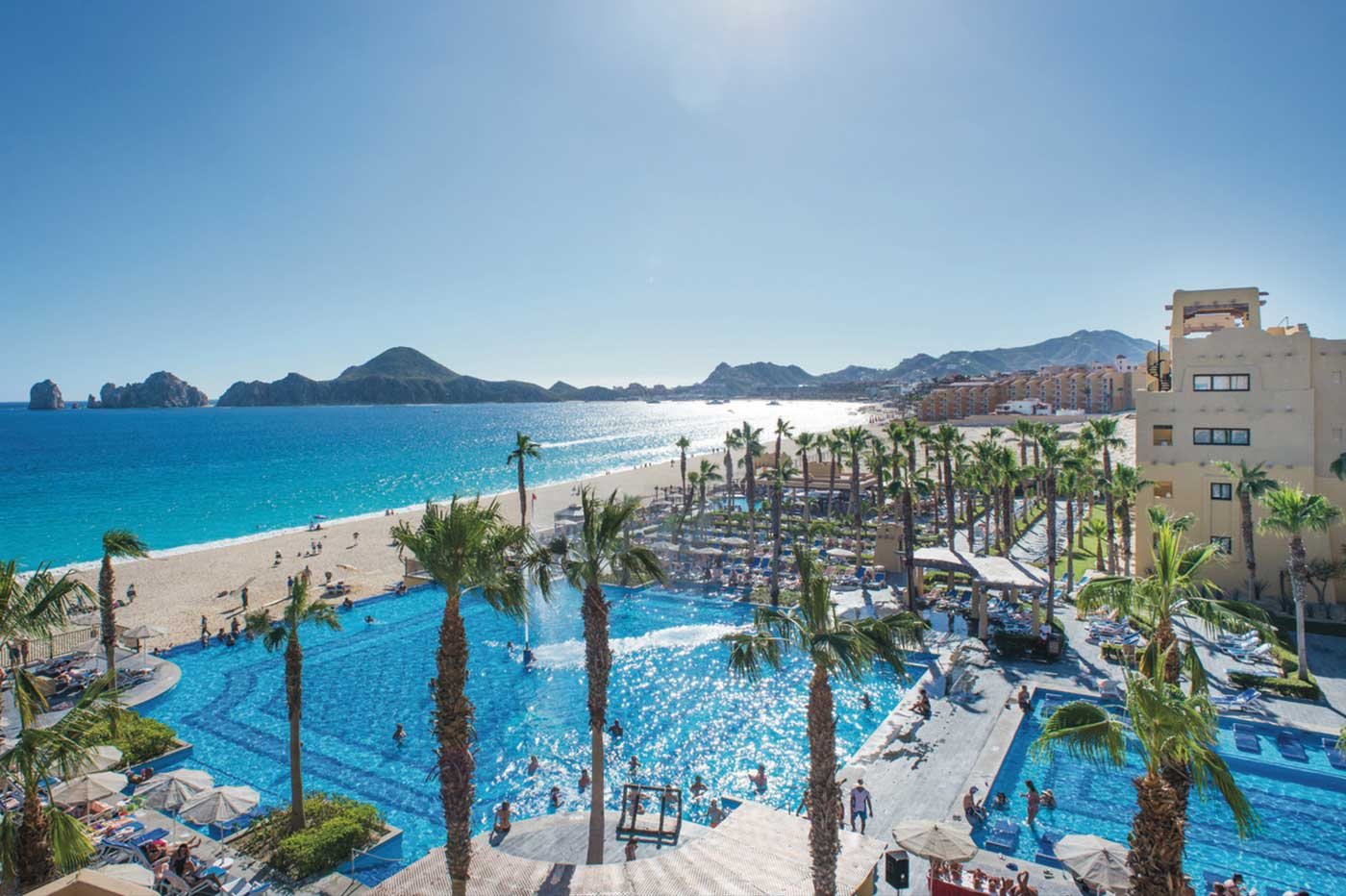 Spring Break Cabo San Lucas at RIU Santa Fe