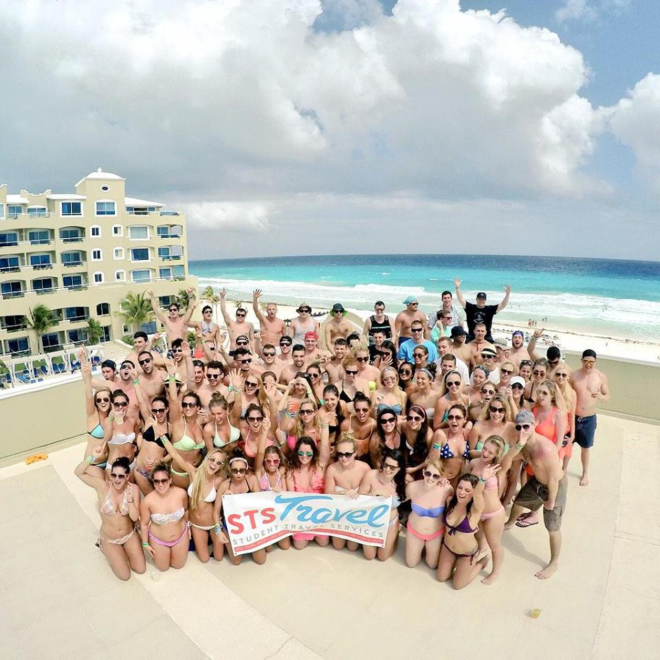 Spring Break Resort-Cancun