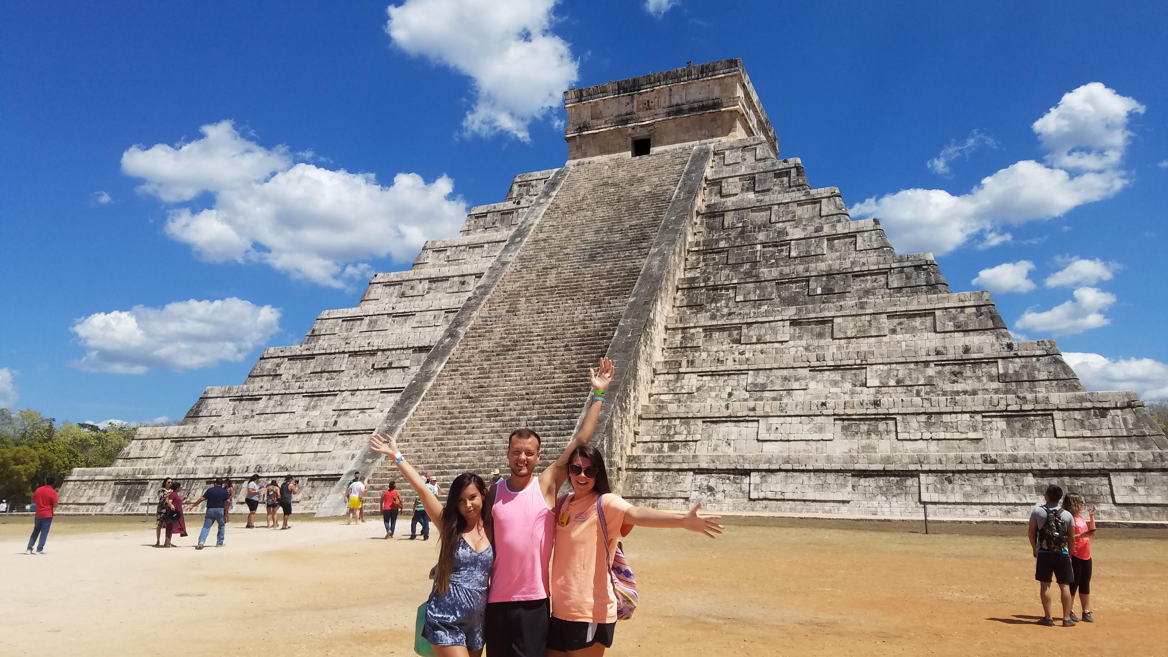 Activities in Cancun - Chichen Itza