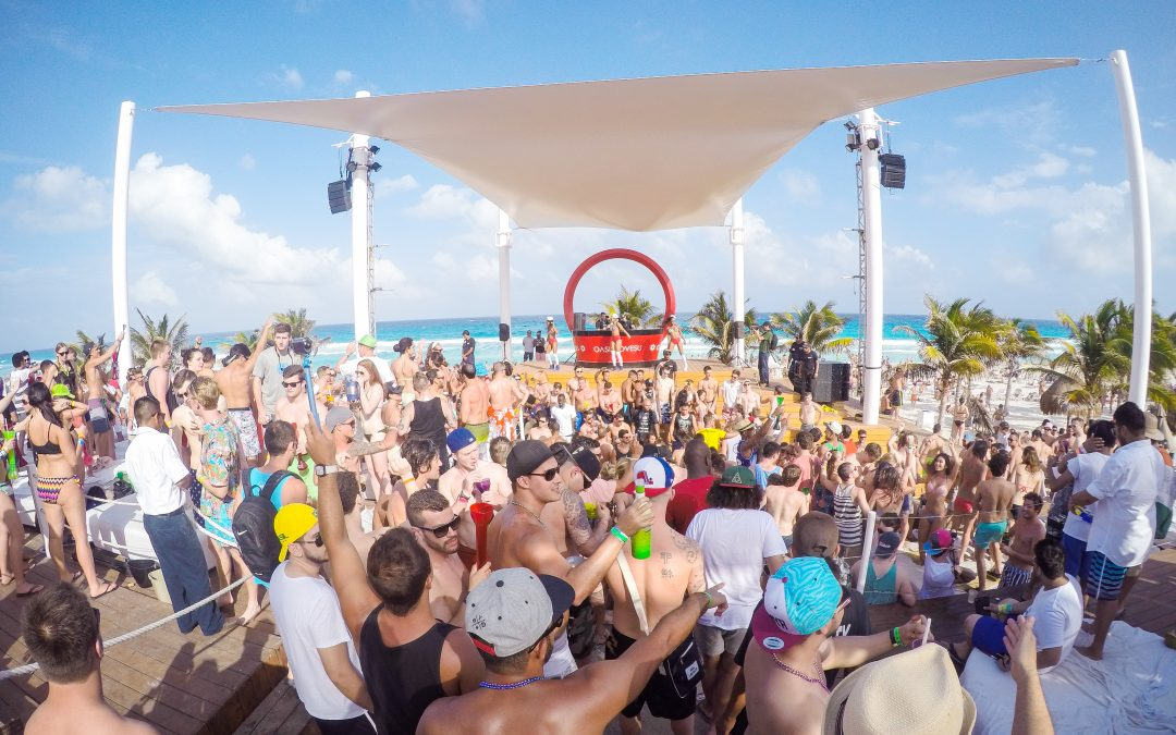 MTV Spring Break Oasis Cancun 2019