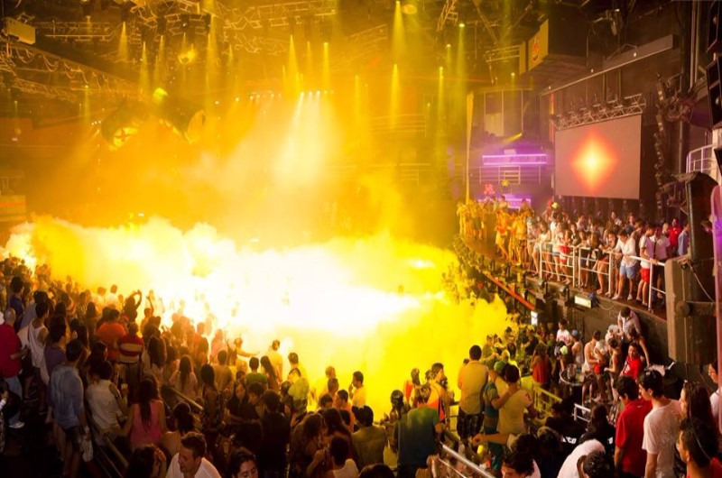 What artists are coming to Cancun for Spring Break?