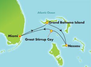 Spring Break Cruise Itinerary