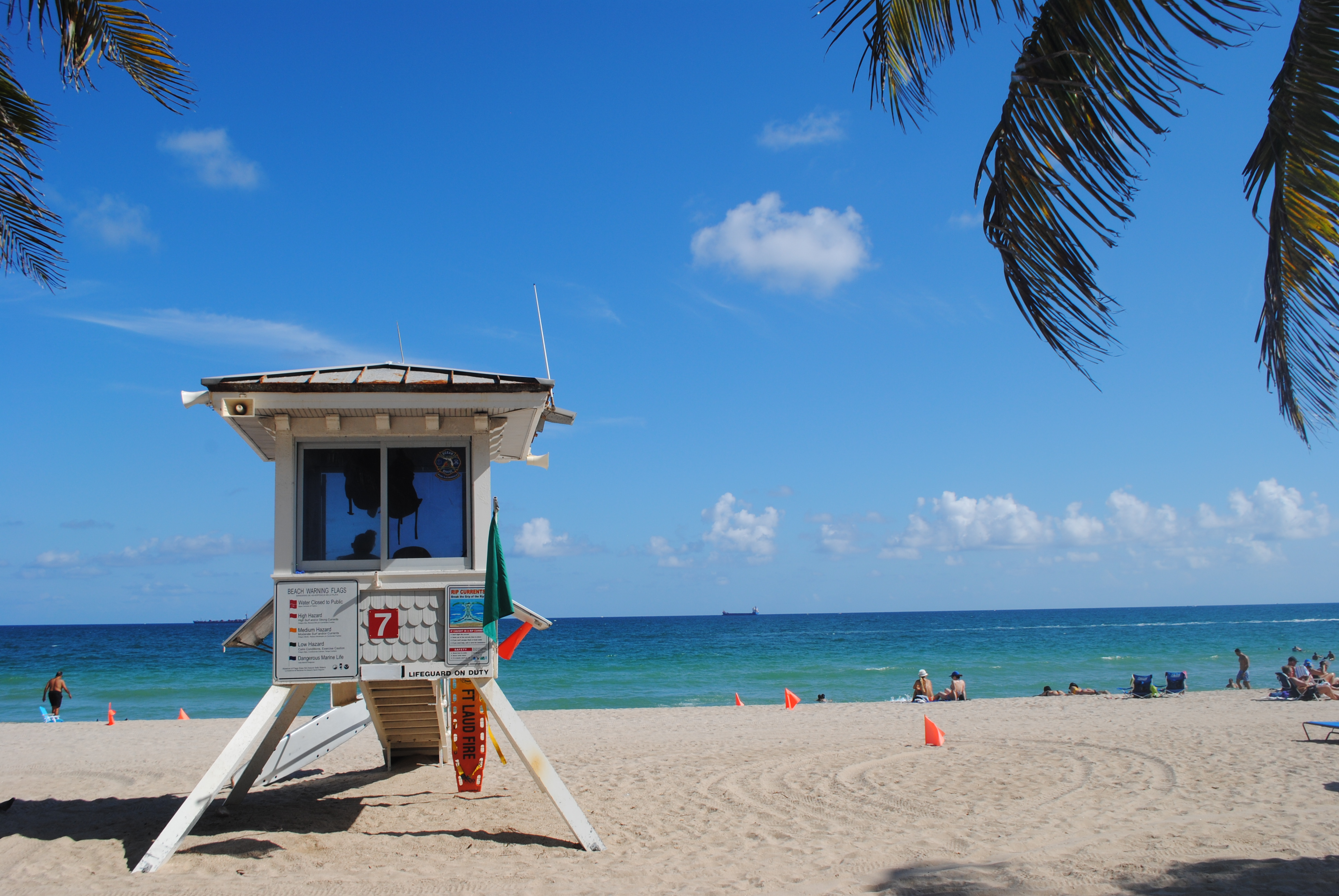 Fort Lauderdale Spring Break Beach