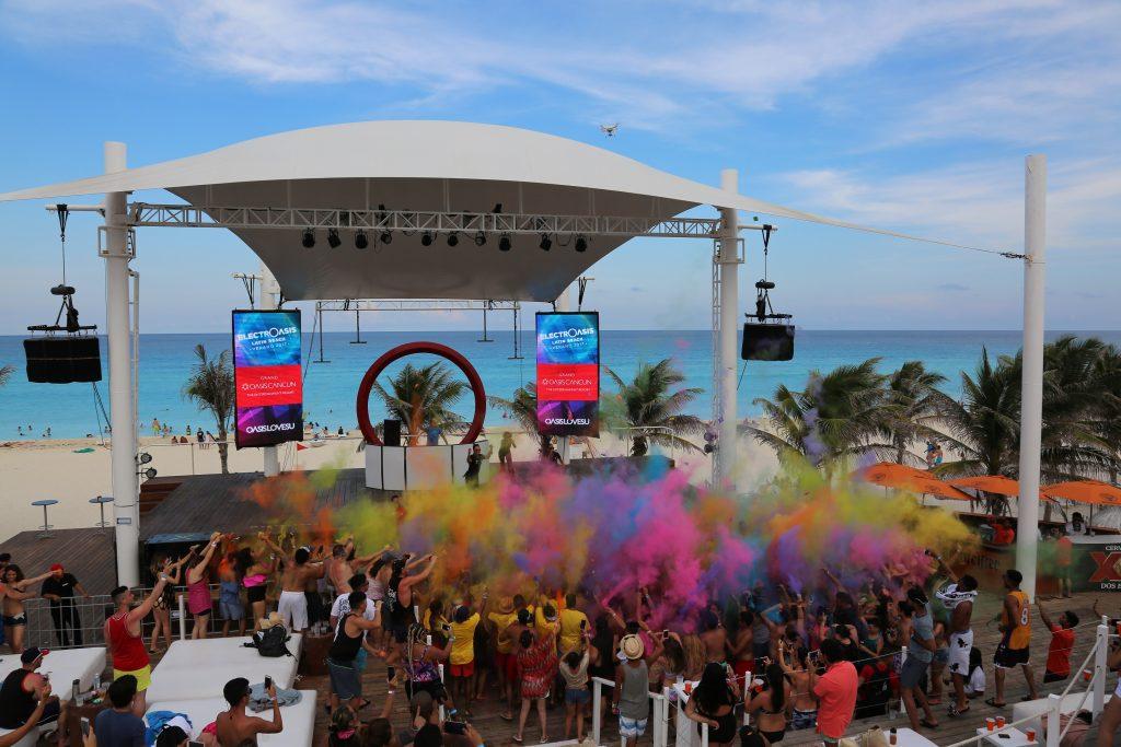 Cancun Spring Break Experience