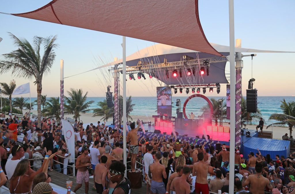 Oasis Cancun Spring Break 2020