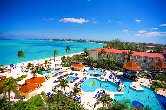 Spring Break Resorts-Breezes Bahamas