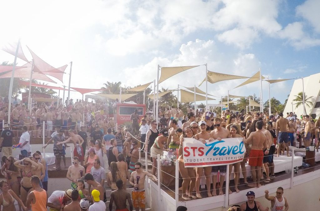 Top Party Schools of 2018 – 2019 Let's See You Spring Break Rage!