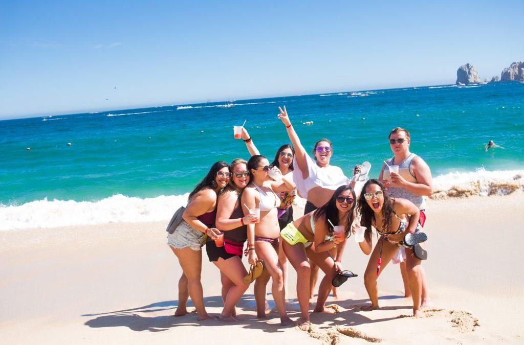 Cabo Spring Break Experience