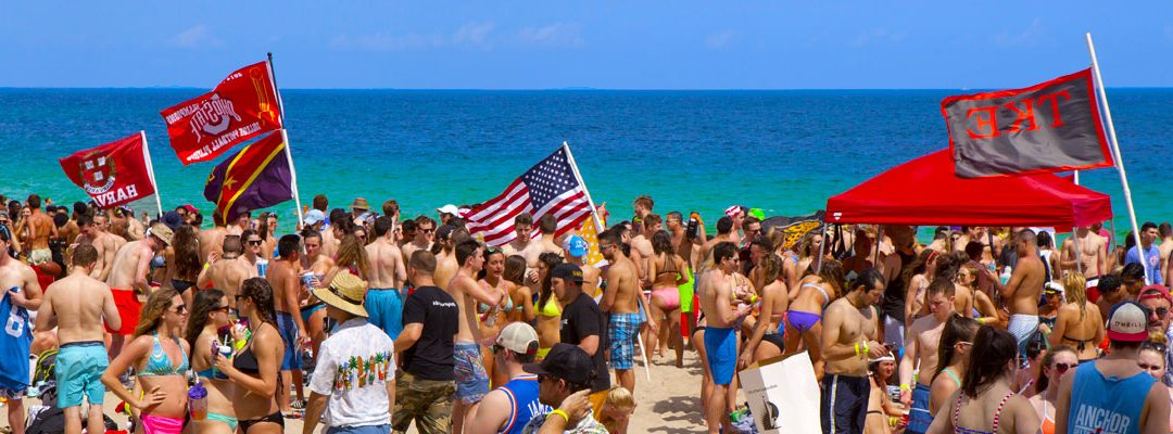 Best Spring Break Beach in Florida