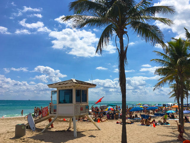Brown University Spring Break Packages to Fort Lauderdale