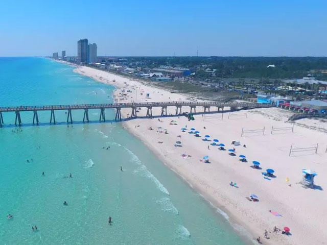 Valparaiso  Spring Break Packages to Panama City Beach, FL