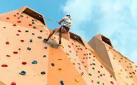 Mariner of the Seas Rock Climbing Wall