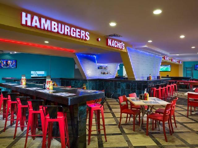 Oasis Cancun Lite - Scirocco Sports Bar