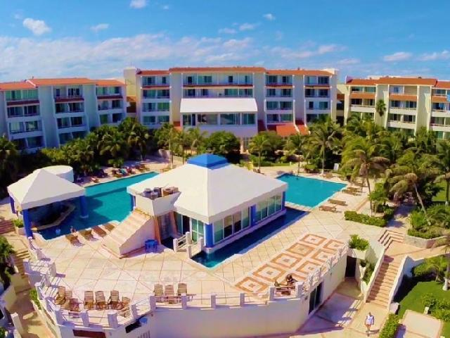 Solymar Beach Resort - Cancun, Mexico