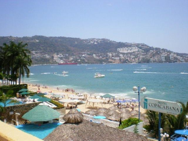 Copacabana - Acapulco, Mexico