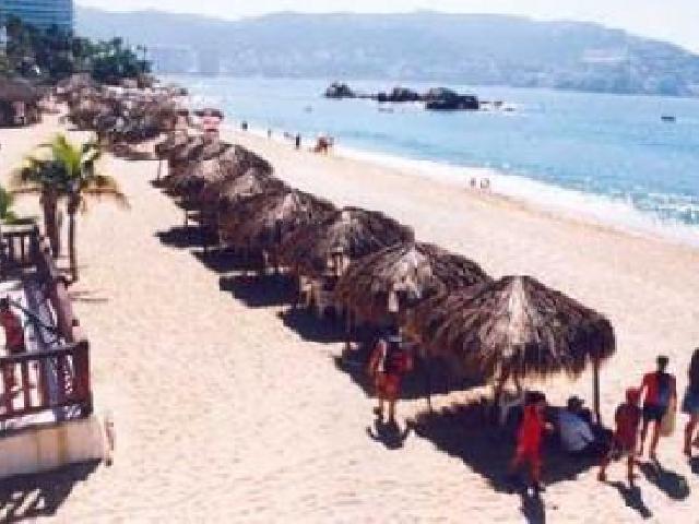 Acapulco, Mexico - Condesa Beach