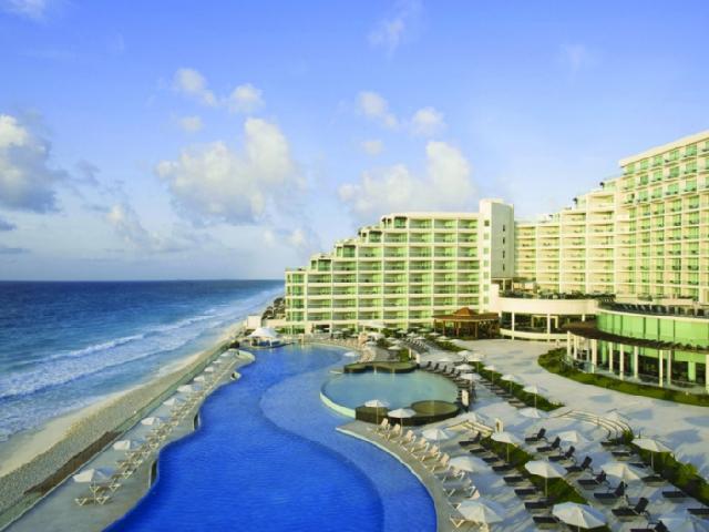 Cancun Palace - Cancun Mexico