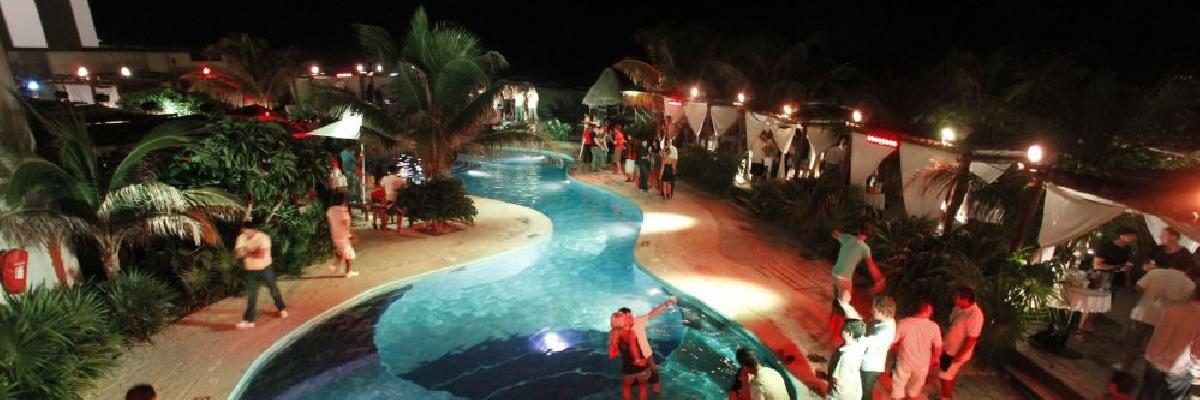 Mandala Beach Club VIP Parties