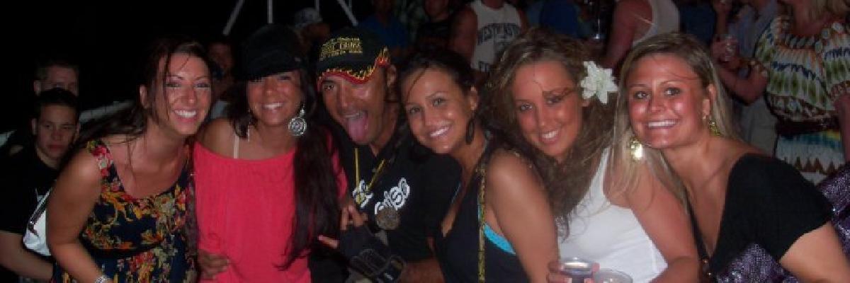 Caribbean Carnival VIP Parties
