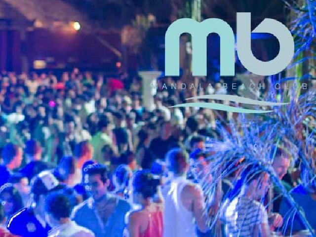 Cancun, Mexico - Mandala Beach Club