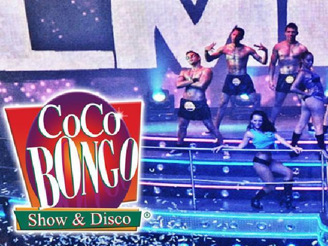 Spring Break Coco Bongo - Cancun, Mexico