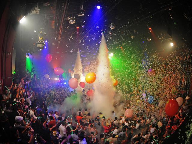 Coco Bongo Nightclub In Cancun Mexico