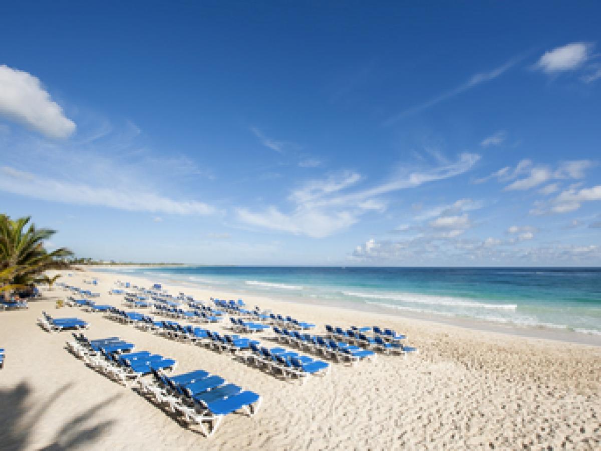 Barcelo Punta Cana Dominican Republic -Beach