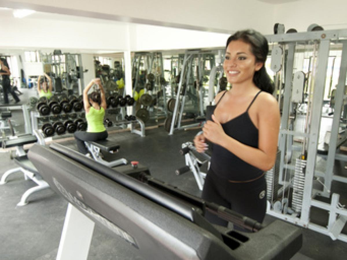 Barcelo Punta Cana Dominican Republic -Fitness Center