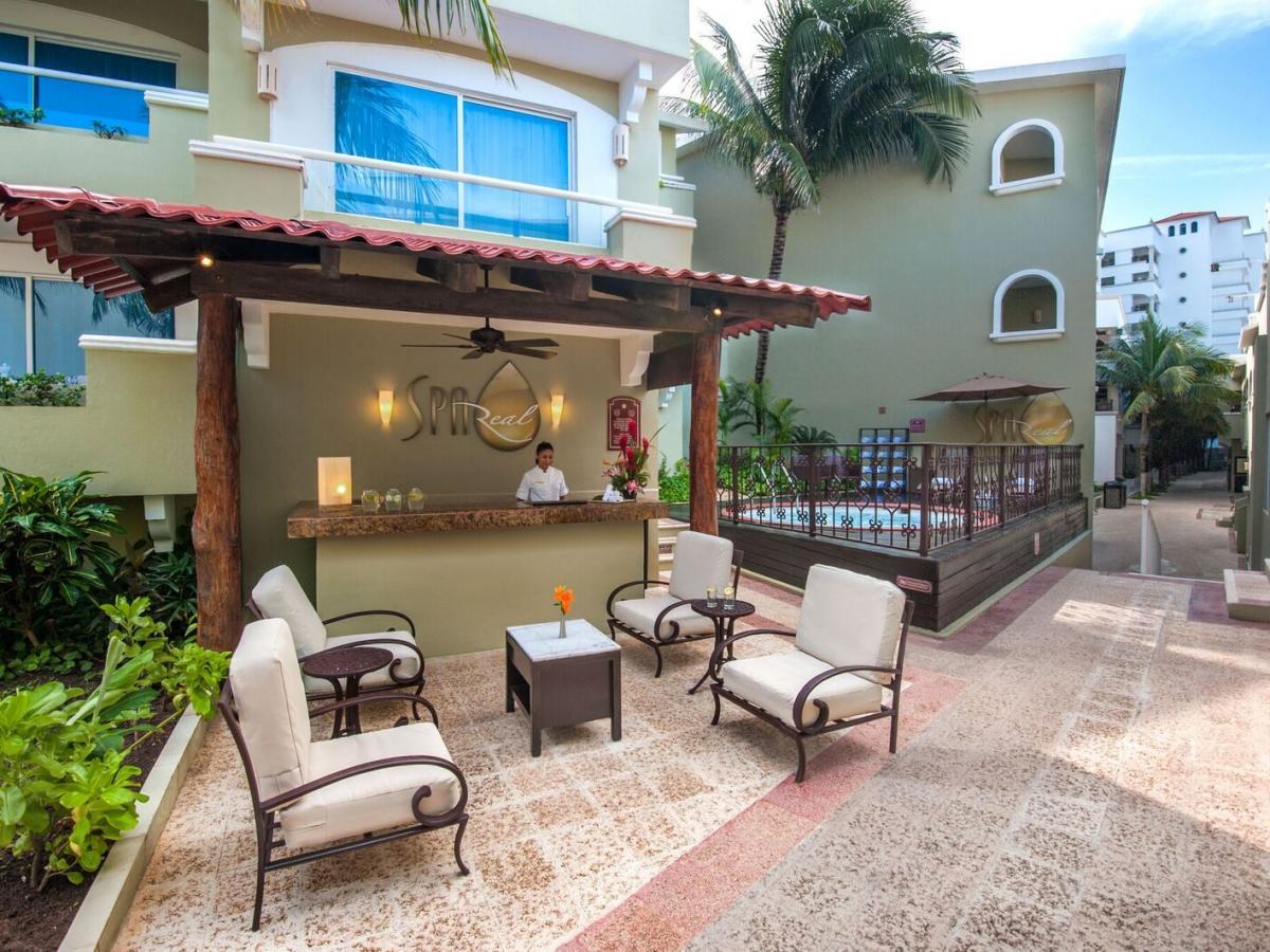 Gran Caribe Resort & Spa Cancun Mexico - Spa
