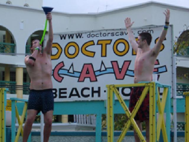 Montego Bay, Jamaica - Doctors Cave Beach Hotel