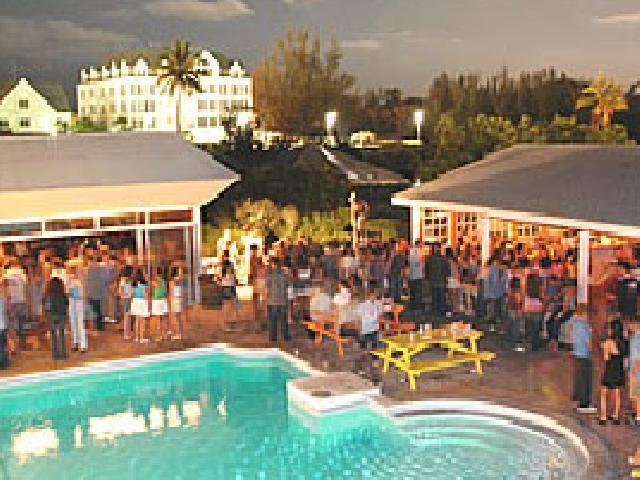Bahamas club lesbian nassau