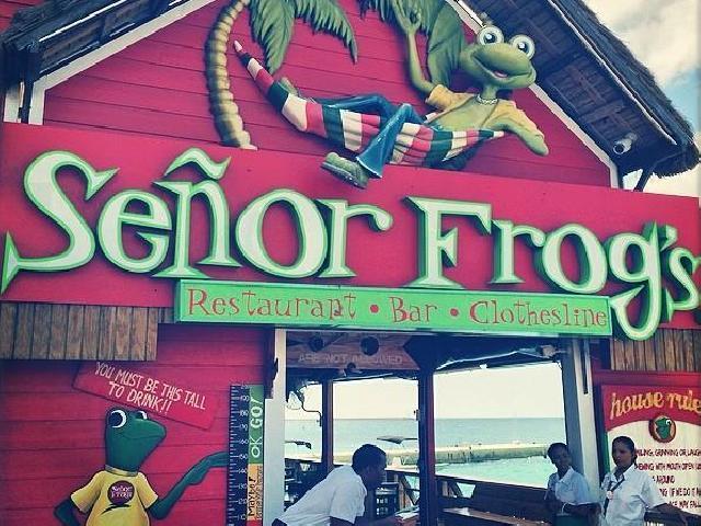 Spring Break Senor Frogs - Nassau, Bahamas