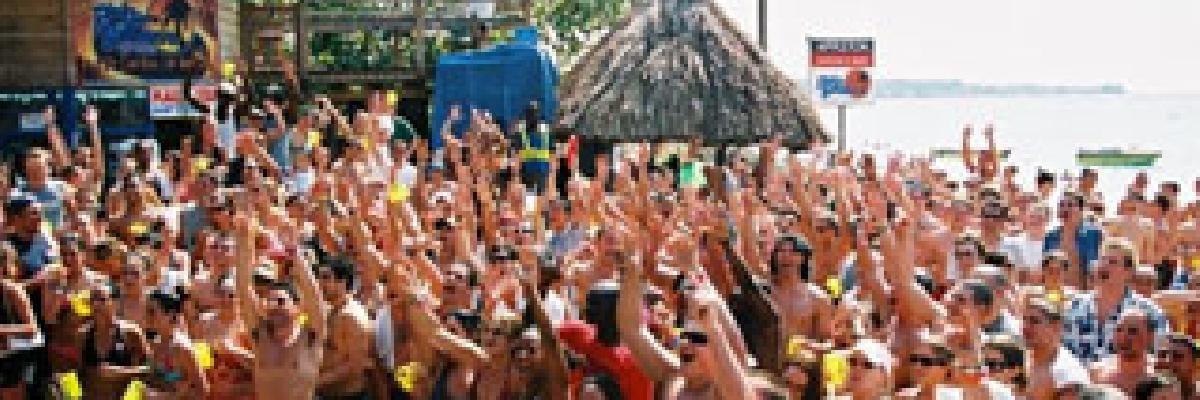 Spring Break Risky Business - Negril, Jamaica