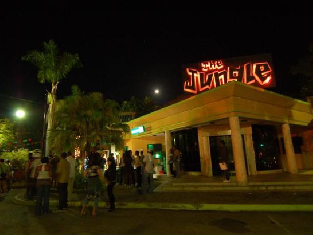 The Jungle Nightclub In Negril Jamaica