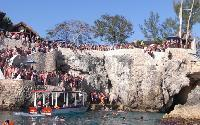 Negril, Jamaica - Cliff Jumping