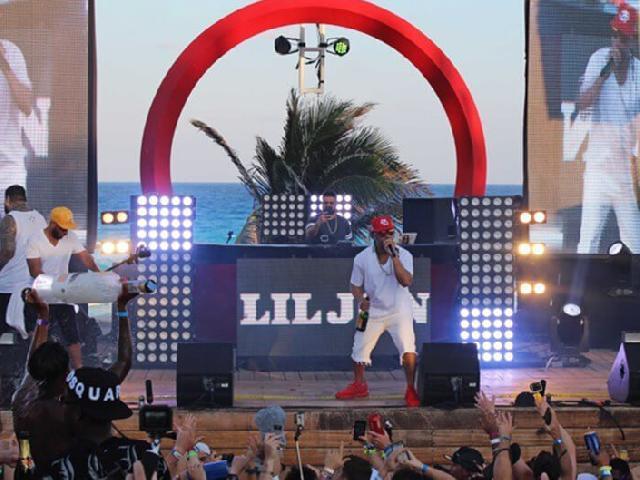 Oasis Cancun Dance U 2017 Lil John