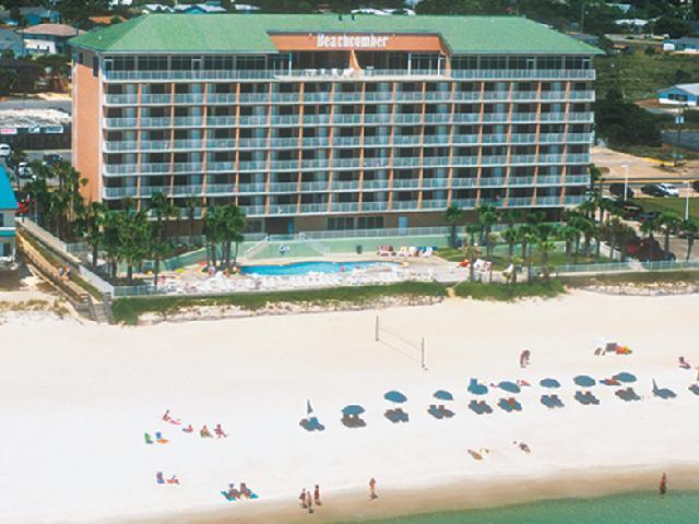 Panama City Beach Florida Beachcomber Hotel