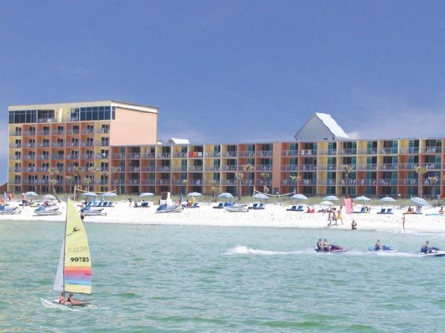 Panama City Seahaven Beach Hotel